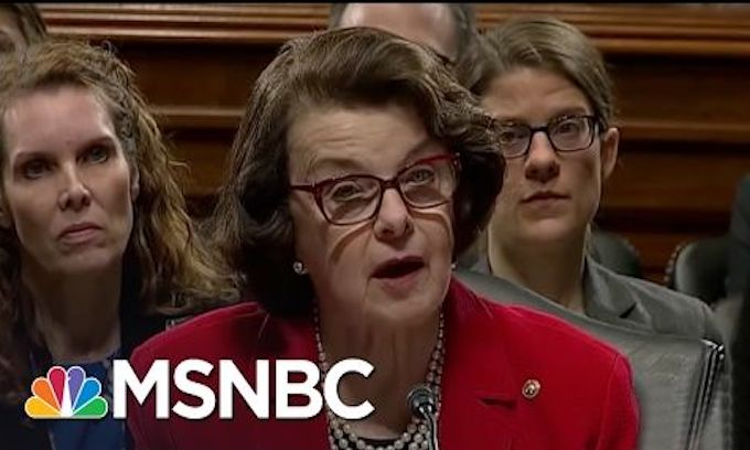 Juanita Broaddrick: Feinstein had no interest in rape allegation against Bill Clinton
