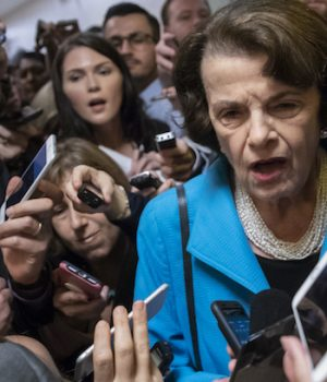 The danger of Democrat overreach: The Kavanaugh hearings could fuel Republican turnout
