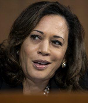 Kamala Harris brings 'Jane Doe' accusations to Senate cloakroom