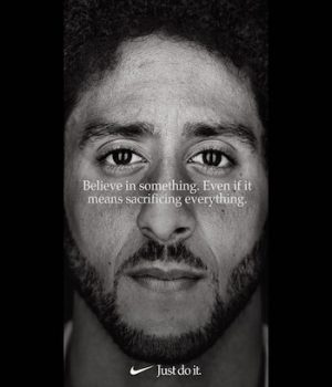 NJ public pension fund divesting from Nike over Kaepernick?