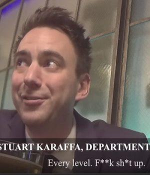 State Department bureaucrat caught plotting 'deep state' resistance: Project Veritas