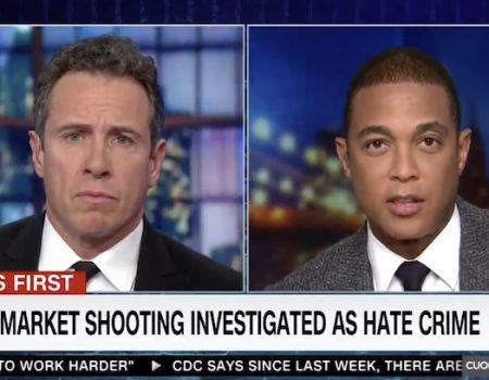 CNN's Don Lemon: 'Biggest terror threat in this country is white men'
