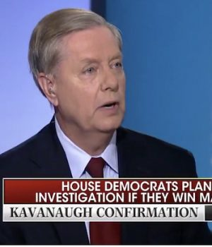 Graham to take Kavanaugh fight 'to the streets,' campaign against fellow senators for first time