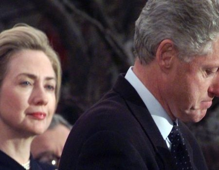 No #MeToo for Hillary, Says Bill's Affair with Monica Lewinsky not an abuse of power