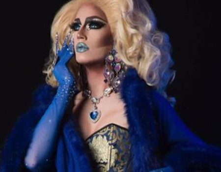Professional drag queen 'Jessica L'Whor' at middle school career day sparks outrage
