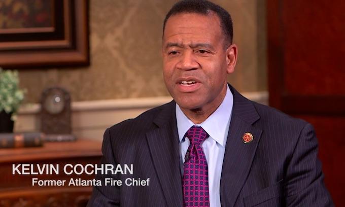 $1.2 million: City of Atlanta settles with fire chief let go for his faith