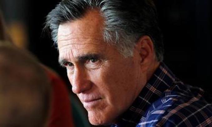 Short Memory: Trump critic Mitt Romney denies leading 'Never Trump' Republic...
