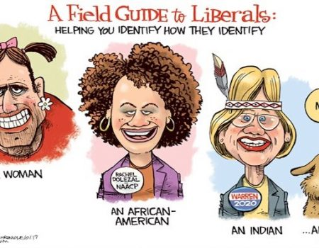 Identifying Leftists