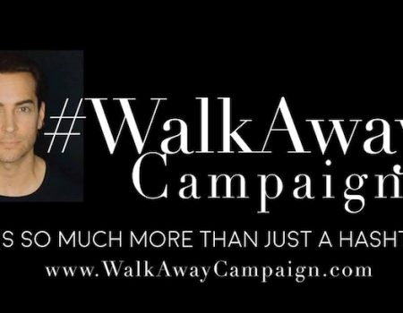#WALKAWAY from Democrats political push hits public radar with D.C. march
