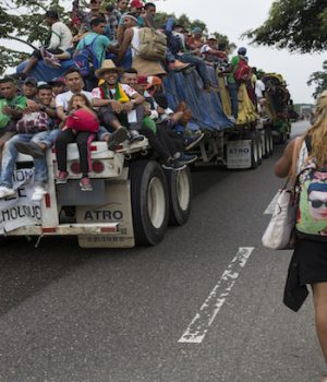 Tijuana braces for arrival of thousands as Central American caravan moves north