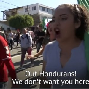 The man who demanded $50,000 for each Honduran returning home plans a liberation movement