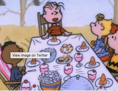 Good Grief, Charlie Brown, were you a racist?