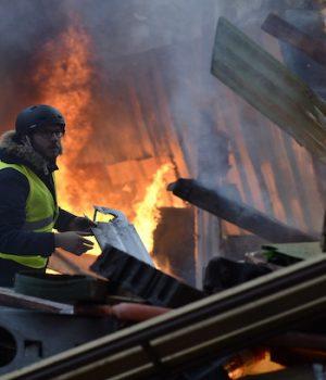 France's fuel-tax follies