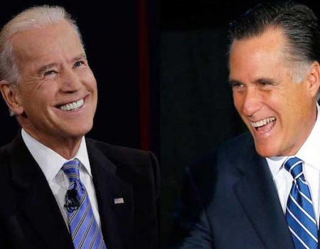 Biden/Romney 2020: RINOs would be all in