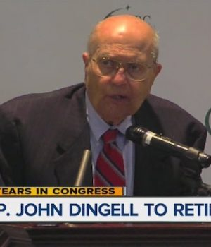 John Dingell, longest-serving congressman, wants to 'abolish the Senate'