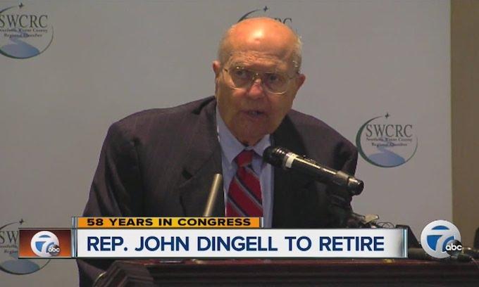 John Dingell, longest-serving congressman, wants to 'abolish the Senate'