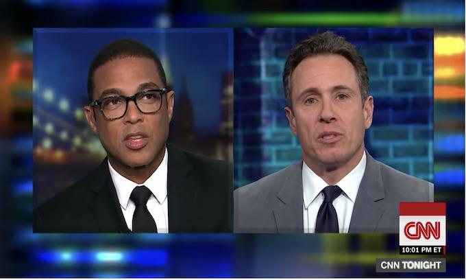 CNN's Lemon admits he's petty and small as he praises ...