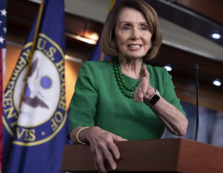 Pelosi throws Obama's  'Dreamers' under the bus; rejects money for wall