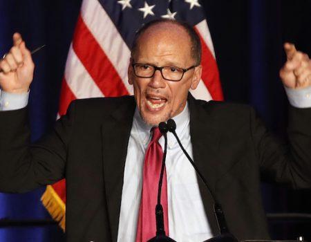 DNC head laments 'the pulpit,' religious messages that sour voters on Democrats