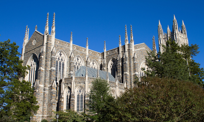 Duke professor forced out after telling Chinese grad