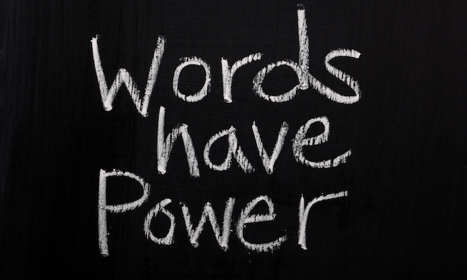 Words have definitions, and changing and manipulating the meaning of