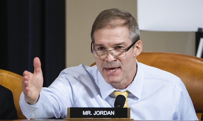 Jim Jordan knocks down quid pro quo charge on Ukraine aid: 'No linkage whatsoever'