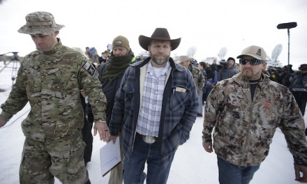 Oregon standoff: Grant County sheriff urges release of Hammonds