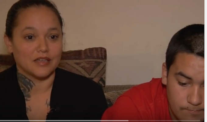 Teen suspended for helping friend will not return to school