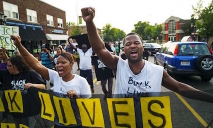 Black Lives Matter:  Meet our demands or we will shut down ice races