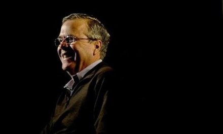 Are you buying Jeb's pander to conservatives?