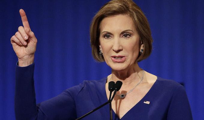 Fiorina, Santorum, Huckabee debate gun control, immigration