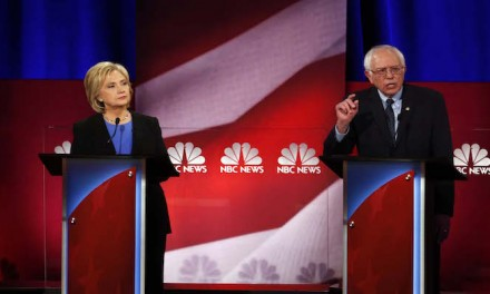 The Sunday night debate the Democrats didn't want people to watch