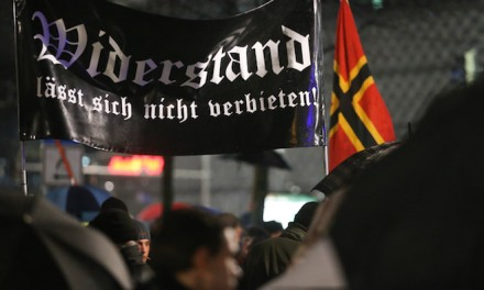 German police arrest hundreds over new anti-migrant protest