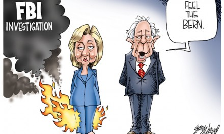 Pantsuit on Fire!