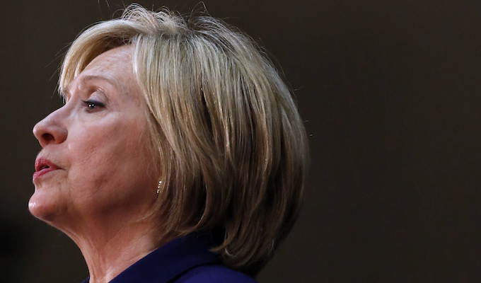 Hillary Clinton angers Iowa fans who waited hours for five-minute speech