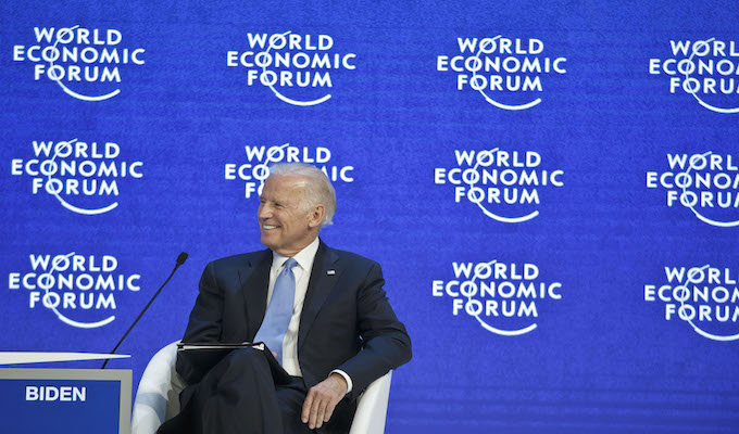 Joe Biden, drunk on capitalism, charging big bucks for signed books