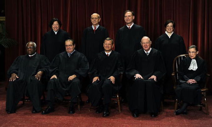 Justices seem divided over Iran terror-related appeal