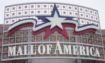 Mall of America's sign of the times: Closed on Thanksgiving Day