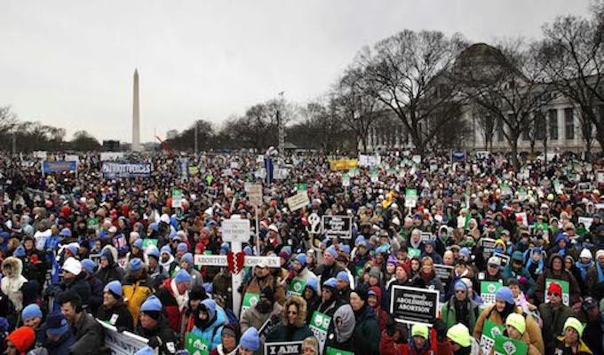 March for Life: Changing minds, changing hearts