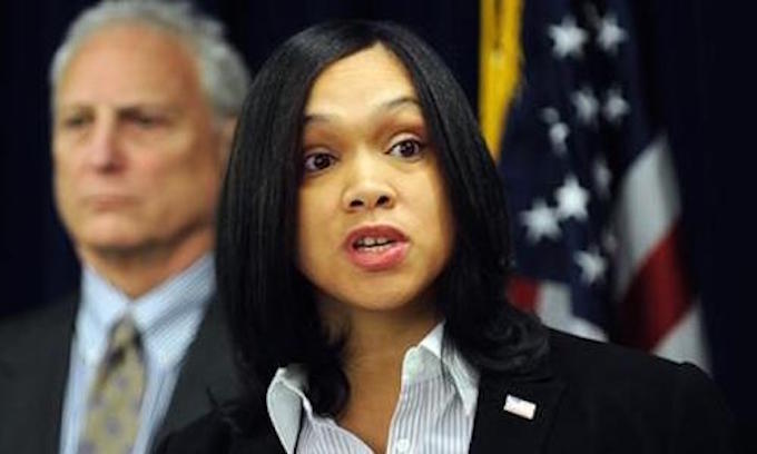 Mosby drops all remaining charges against police in Freddie Gray case