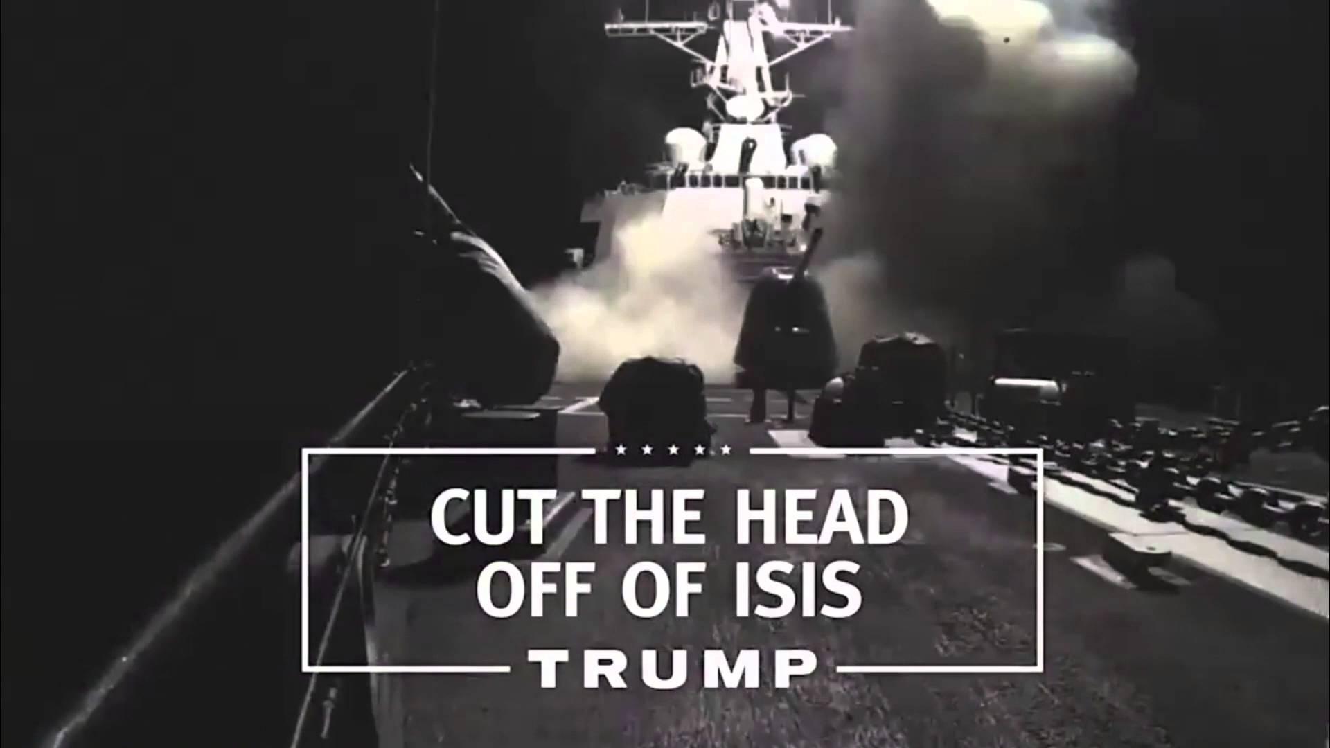 Trump runs first TV ad as Iowa caucuses loom