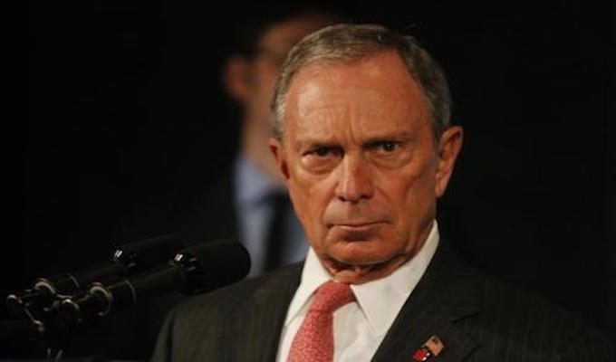 Bloomberg Out: All That Money Couldn't Buy The White House