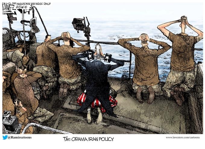 Obama's Shame