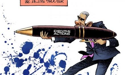 Obama shoots