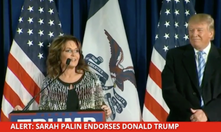 Sarah Palin for VA?