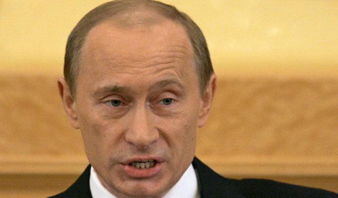 Thank You Vladimir Putin