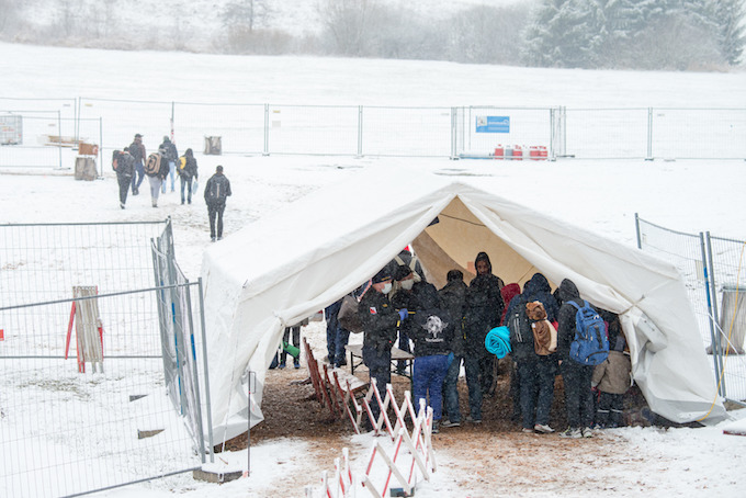 Screening Syrians: Refugee roulette