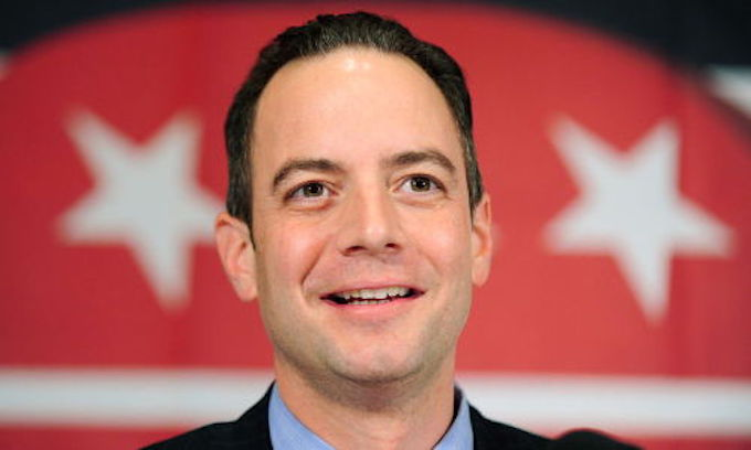 Priebus: Effort by Bill Kristol to run third party candidate 'suicide mission'