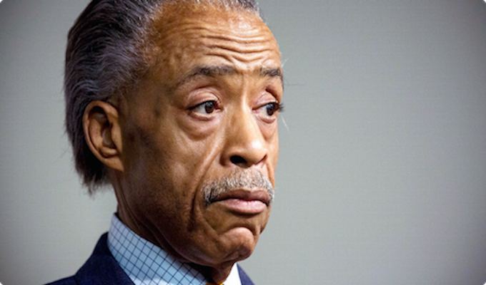 Al Sharpton sells his life story rights for $531,000 — to his own charity