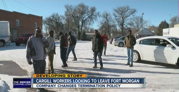 Cargill changes rehire policy after firing Somali workers who walked out
